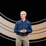 Apple keynote Tim Cook September event 09122018