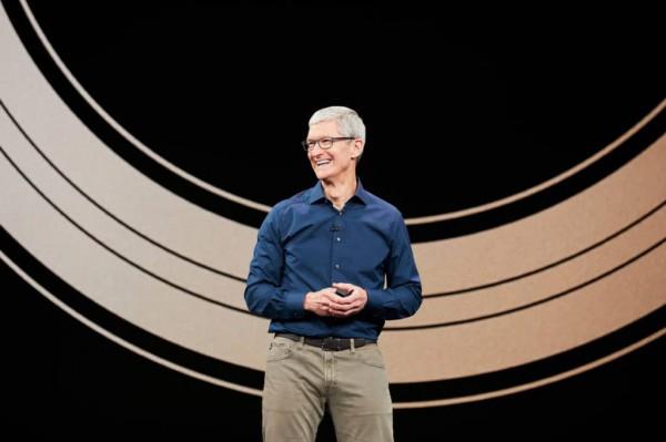 Apple keynote Tim Cook September event 09122018
