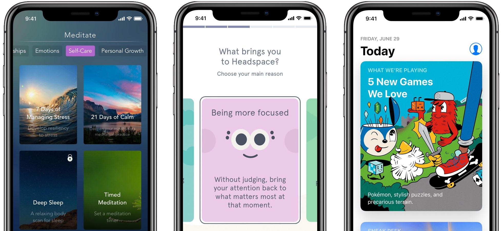 App Store teaser