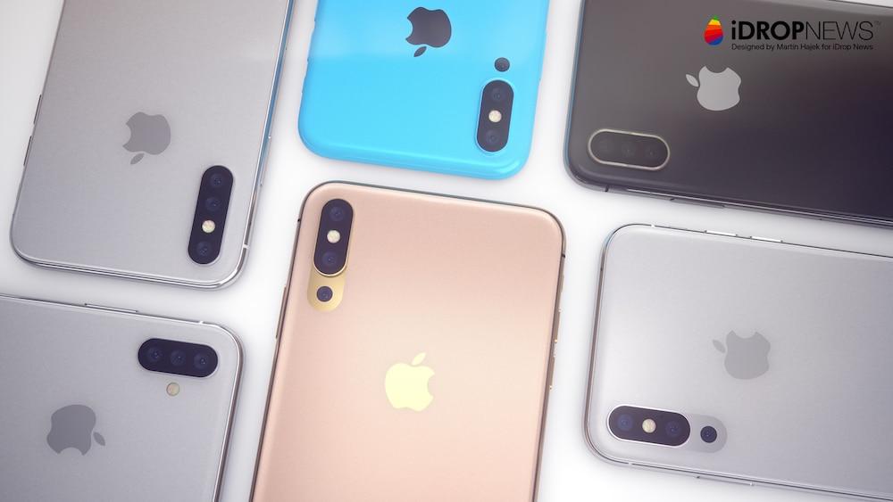 iPhone triple camera