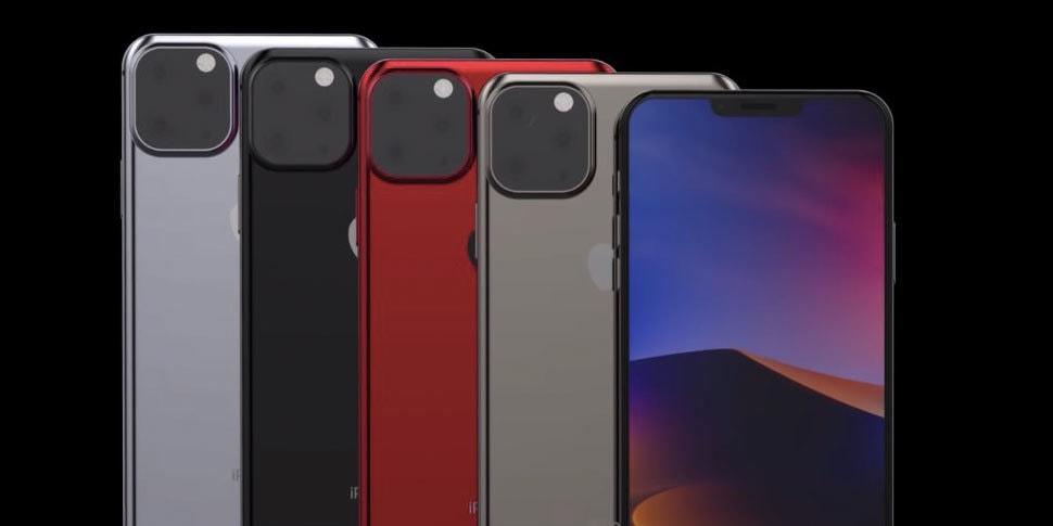 iphone concept camera