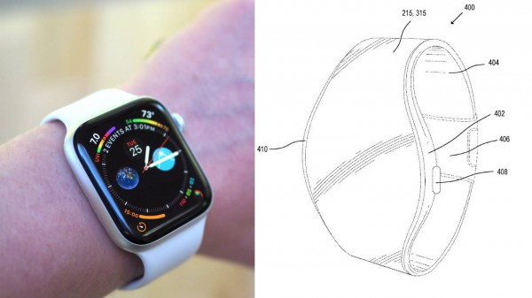 apple microled flexible apple watch patent 1 1280x720