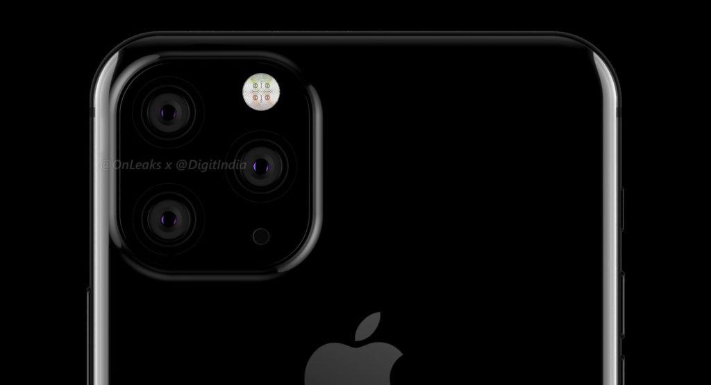 iPhoneXI render