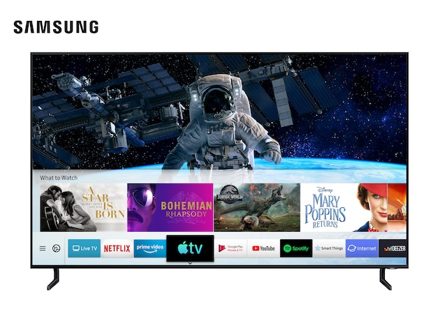 Samsung AppleTV official
