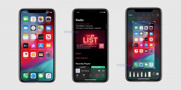 ios 13 leak dark mode