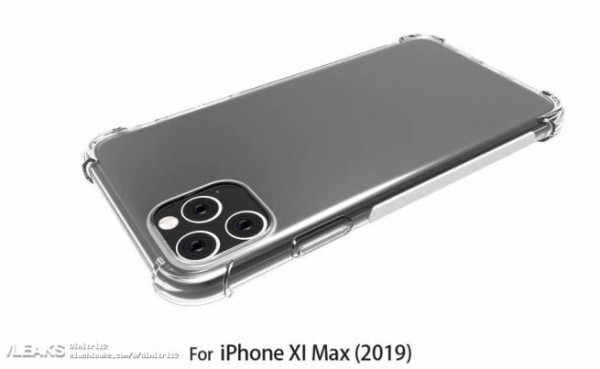 iphone xi max case matches previously leaked design 1