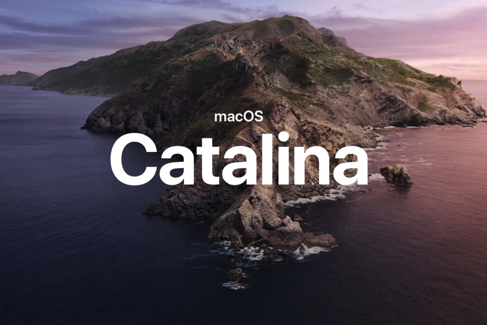 mac catalina