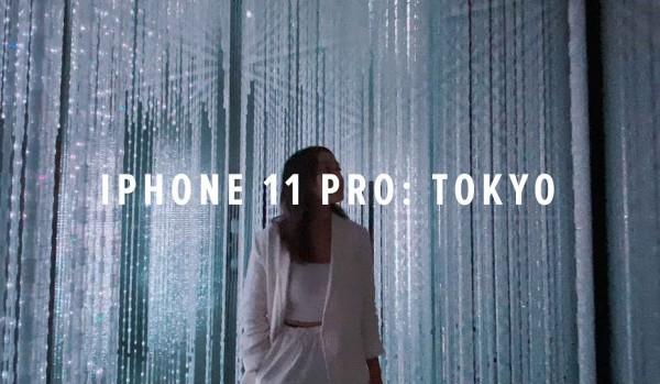 iPhone 11 Pro Cinematic 4k Tokyo
