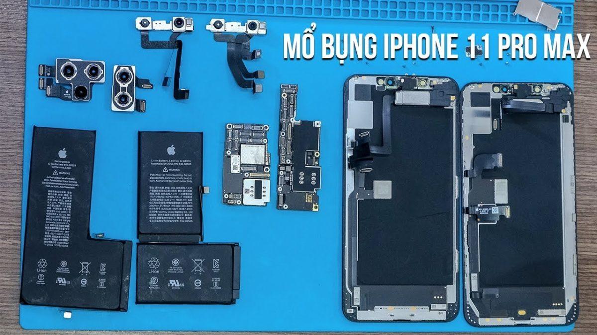 iphone 11pro max teardown