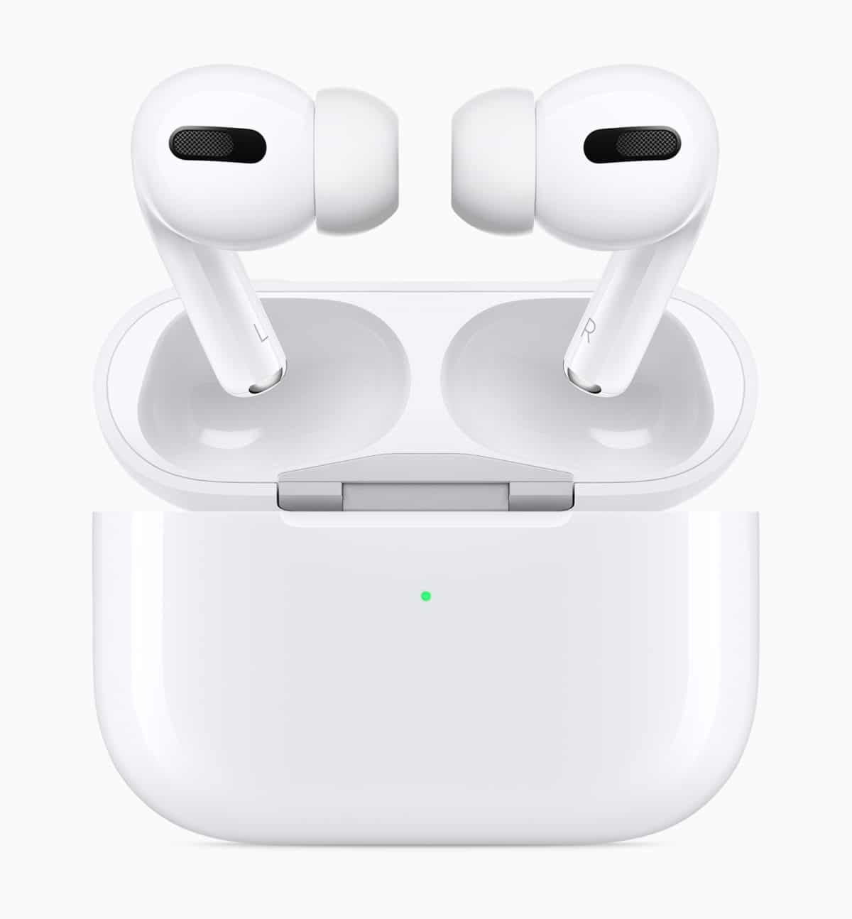 Apple AirPods Pro New Design case and airpods pro 102819