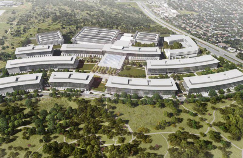 Apple Austin Campus 1120192112