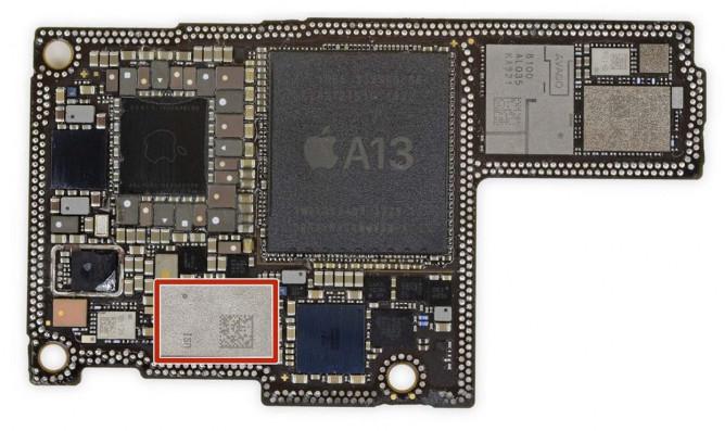 apples u1 chip probably 1