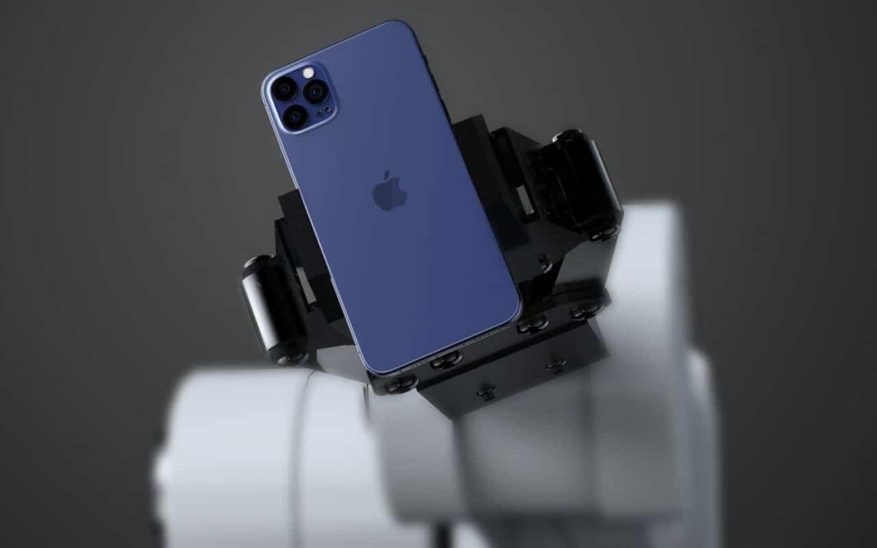 Apple iPhone 12 Navy Blue Rumor