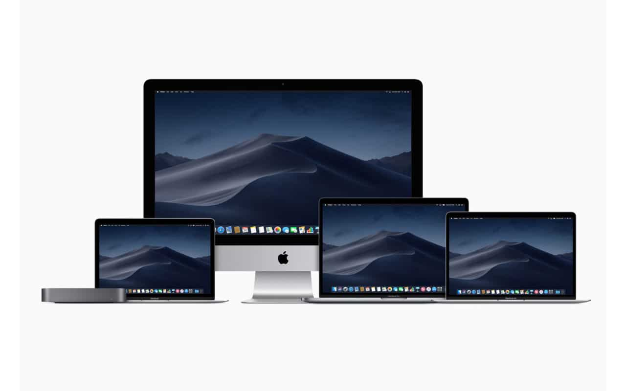 Apple Mac Lineup 2019