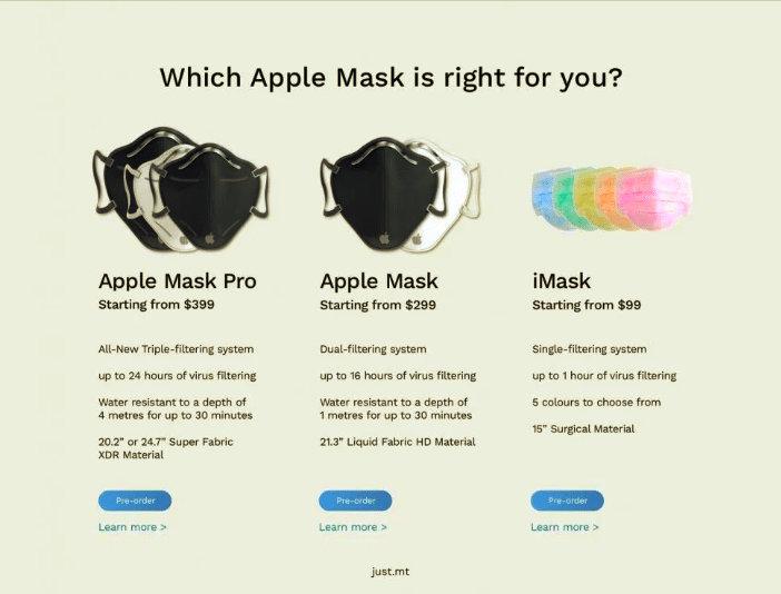apple mask pro