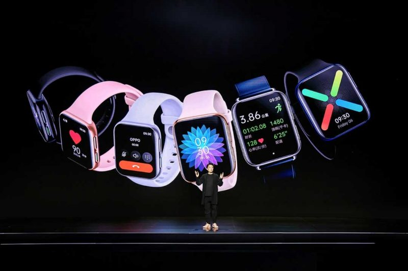 oppo watch keynote
