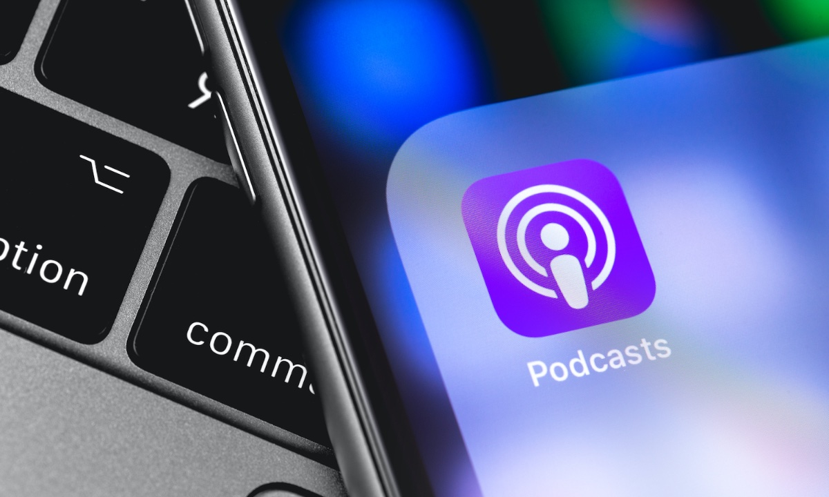 Apple Podcasts2134
