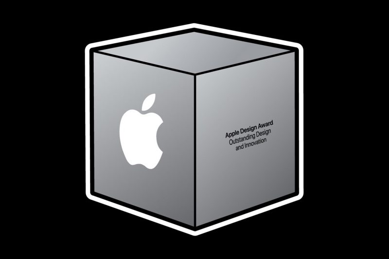 Apple design award graphic 06222020