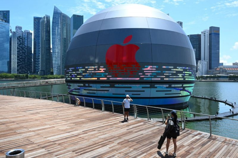 apple store singapure 1