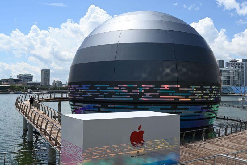 apple store singapure 2