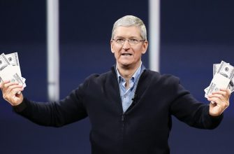 money tim cook apple